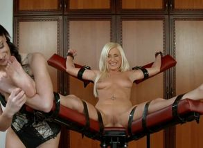 Vanessa Climax and Kittling