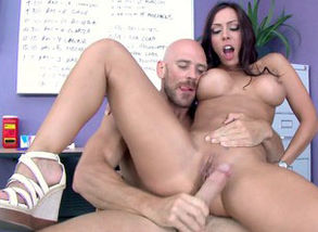 Rachel Starr & Johnny Sins in ZZ..