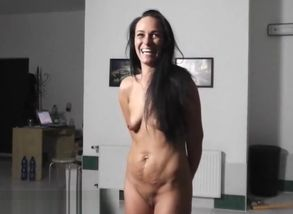 Marvelous lapdance by czech suntanned..