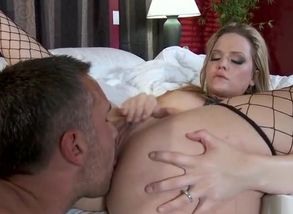Deep-throat job pornography flick..