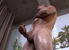 ActiveDuty Ginormous Wood Beefy Str8..