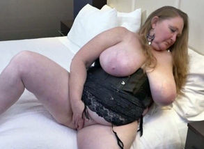 Large big-boobed GILF still want a..