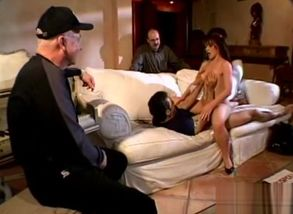 Olivia gets ass torn up by her hubbies..