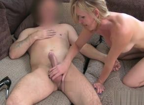 Orgy audition with luxurious brit..