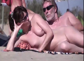 Beach boner throating at French Cap..