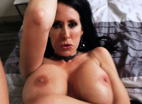 Big-titted Mummy is prepared to..