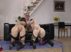 Awesome Tina Kay worships porking..