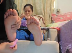 asian college girl soles