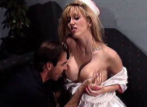 Whore nurse banging a cop in her work..