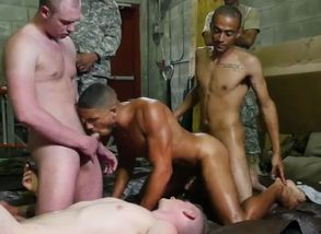 Army wood self video homo Struggle Club