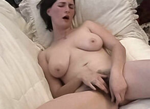 Naturally big-titted first-timer plays..