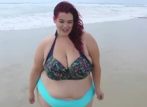 Ssbbw britt swimsuit