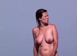 Hidden cam Beach Females Naturist..