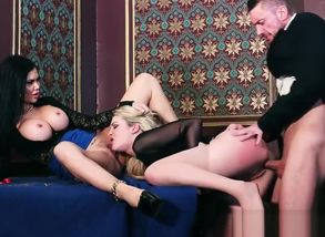 3some with Tamara Mercy and Jasmine Jae