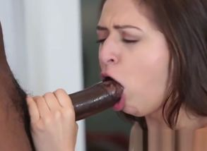 Big black cock Liking For Sarah Luvv